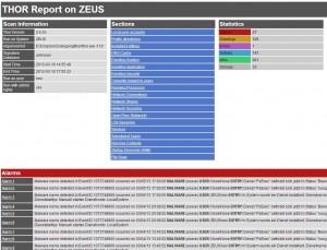 Hackerabwehr Scanner