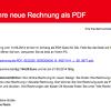 Telekom E-Mail mit dem Betreff: RechnungOnline Monat Mai 2014