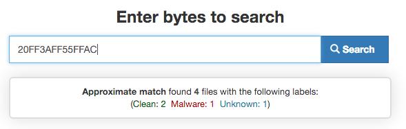 Binary Search Engine - Binar.ly